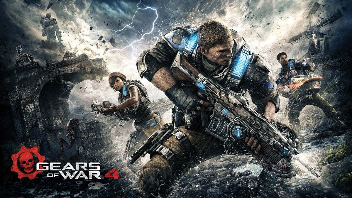 Review : Gears of War 4 : What's Old is New Again