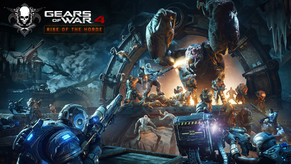 Gears of War 4 : Rise of the Horde