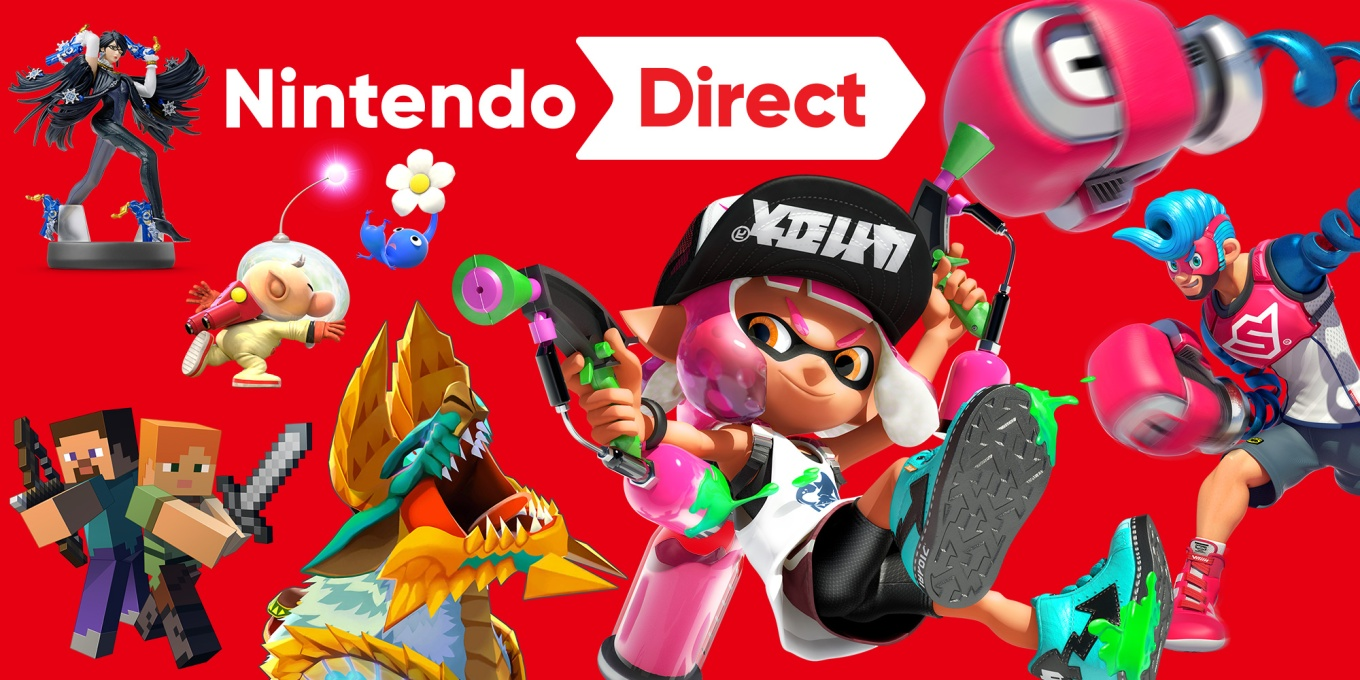 Direct Splatoon 2