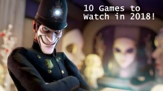 10GamestoWatch