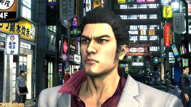 Yakuza remasters